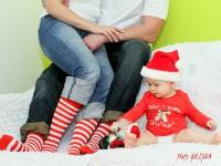 mikulasske vianocne fotenie