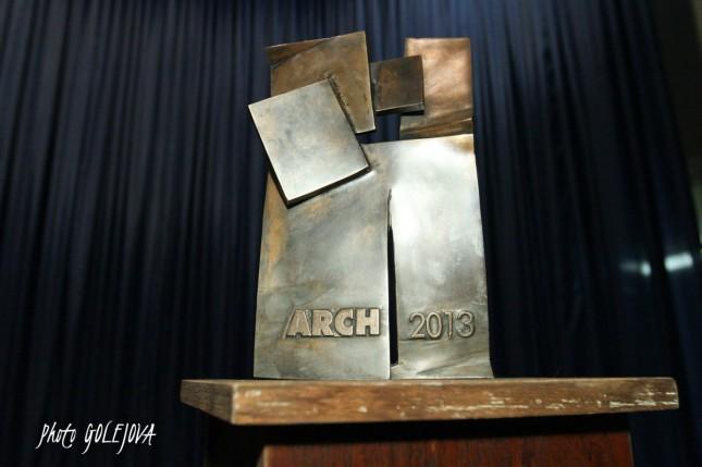 ocenenie architektonicke dielo