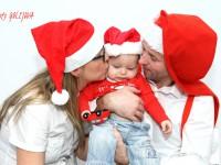 vianocné fotografovanie