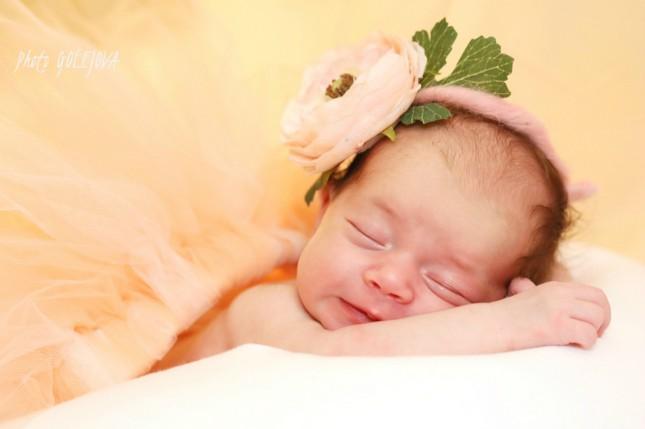 fotenie babatka po porode