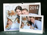 kalendar z fotografii