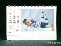 kalendar z vasich fotografii