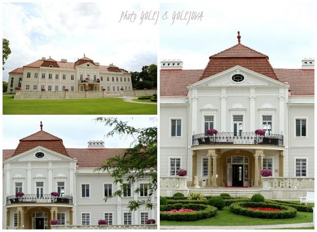 svadba kastiel zamok Bratislava Golejova