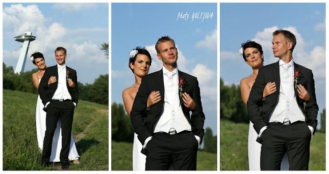 svadba Bratislava priroda