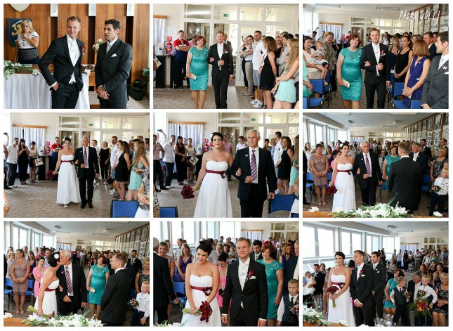 svadba rusovce
