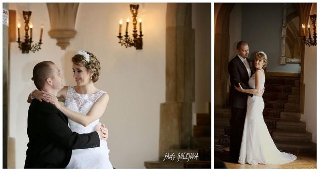 collage svadba kastiel