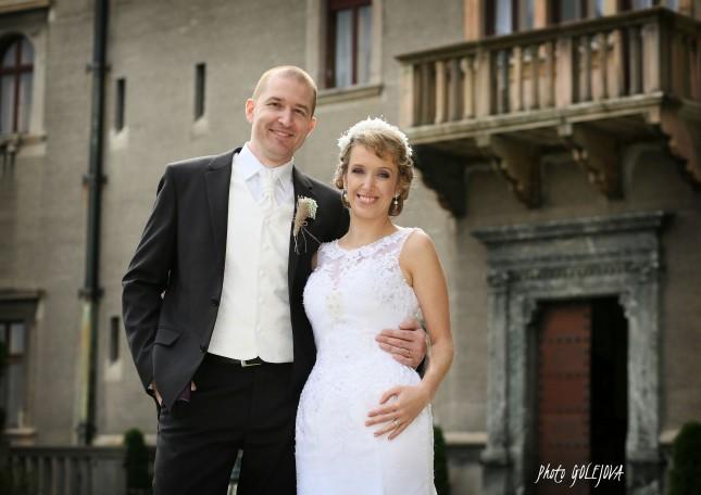 zamok smolenice svadba