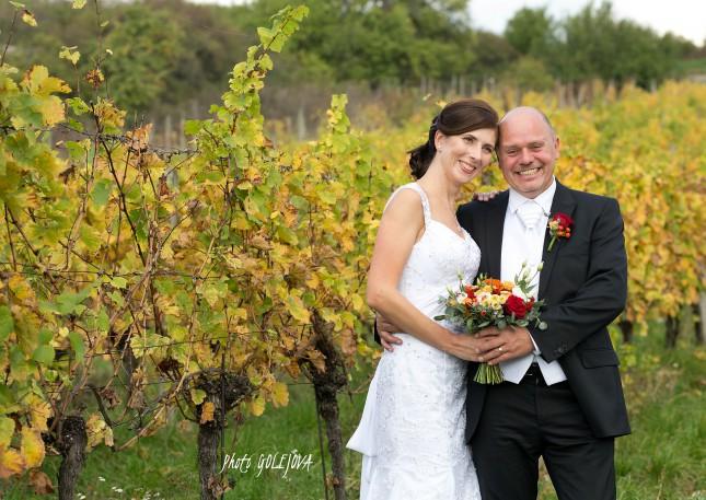 svadba modra vino