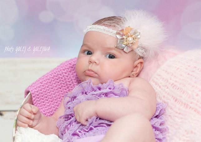 novorodenec portrety