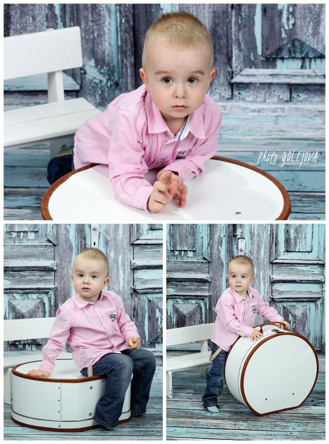 foto maly chlapec atelier