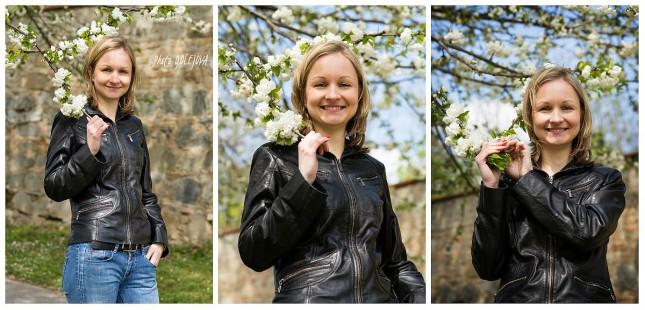 collage mama portret
