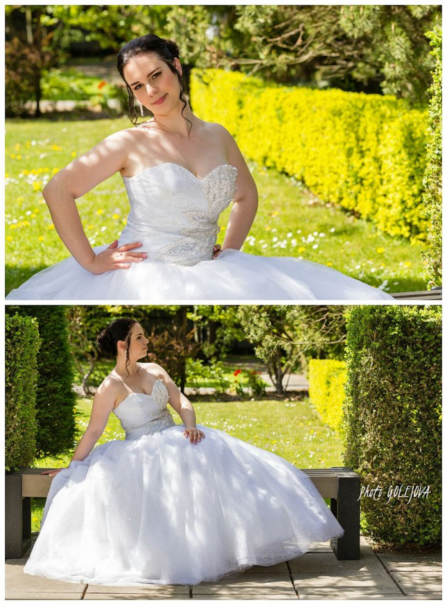 svadba zahrada