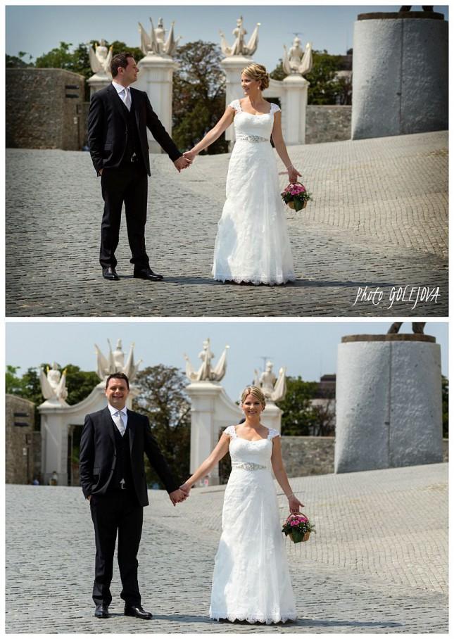 svadba hrad BA