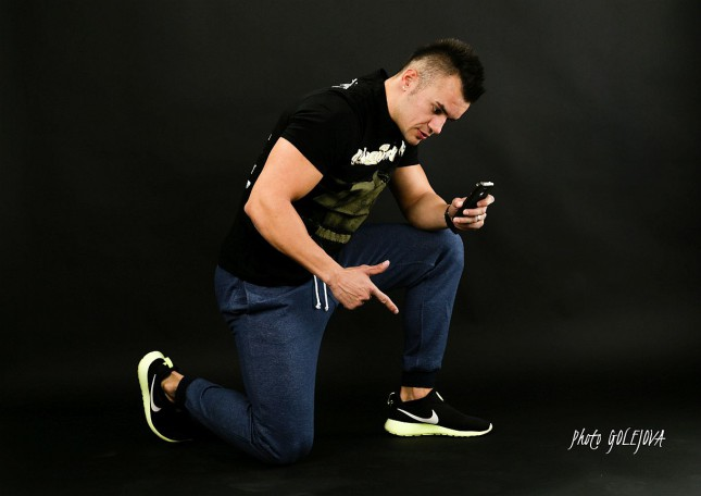 017 fittness trener