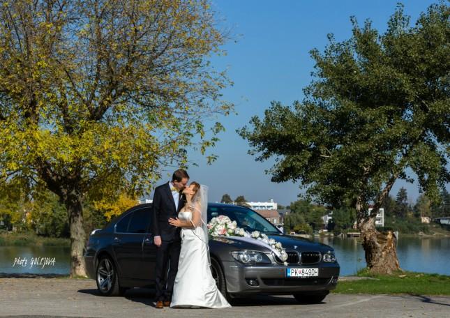 31 svadba auto senec