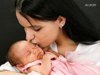 ddetska fotografka newborn