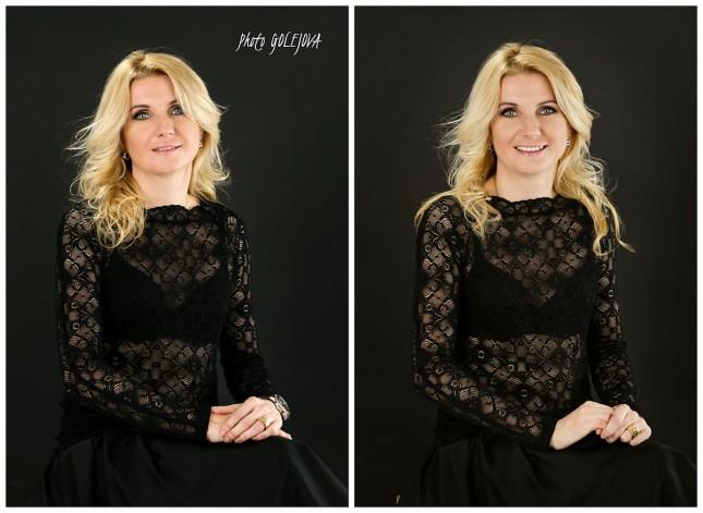 portret pre lenku