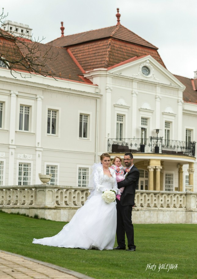 svadba kastiel Tomasov