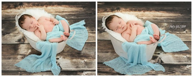12 oliver newborn