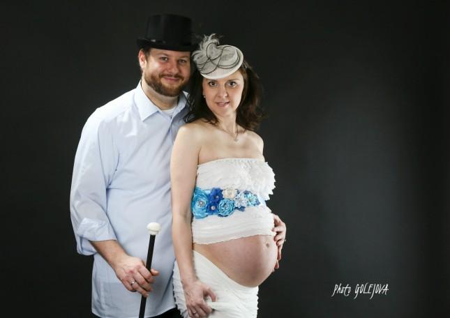 tehotenska foto