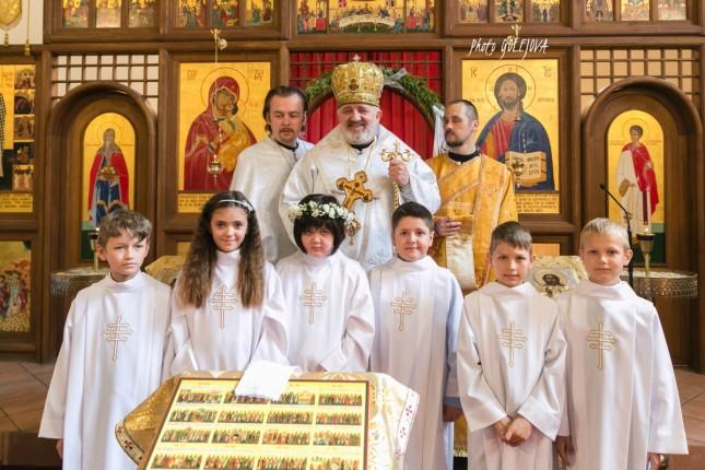 27 biskup bratislavska eparchia greckokatolicka cirkev