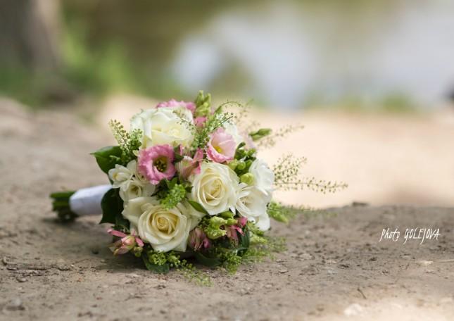 07a svadobna kytica letne kvety