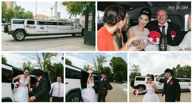 15 limuzina svadba