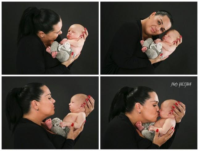 28 babatko s mamou fotka