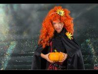 jesenne fotenie halloween