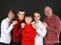 portret pre rodinu