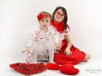 sestricky v atelieri fotografka