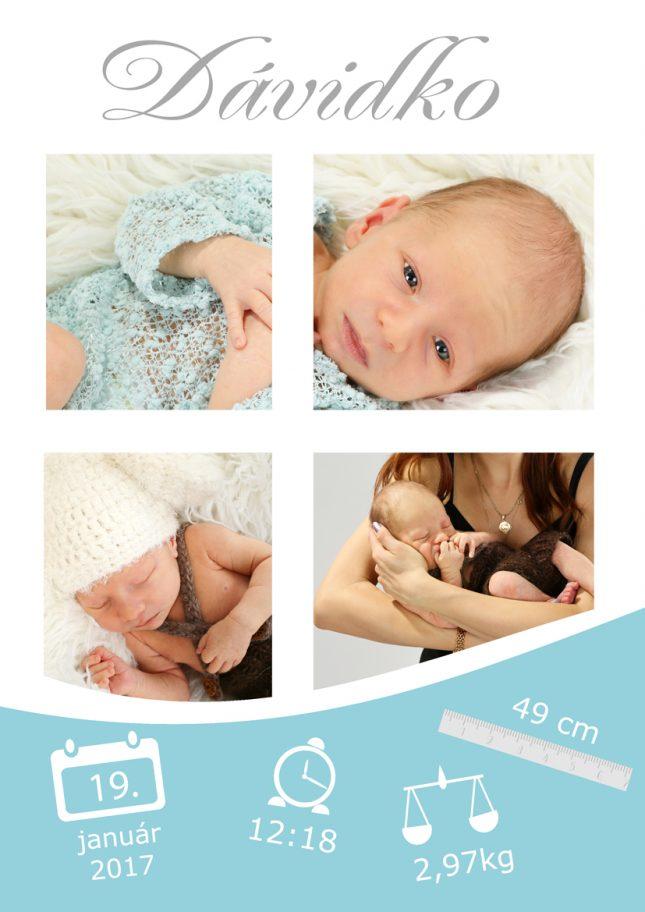 pamatka karticka pre rodicov