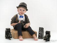 maly fotograf