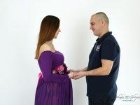 fotograf pre tehotne
