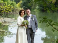 fotenie svadby v prirode