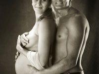 tehotenska fotografia