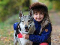 fotenie s vlkom