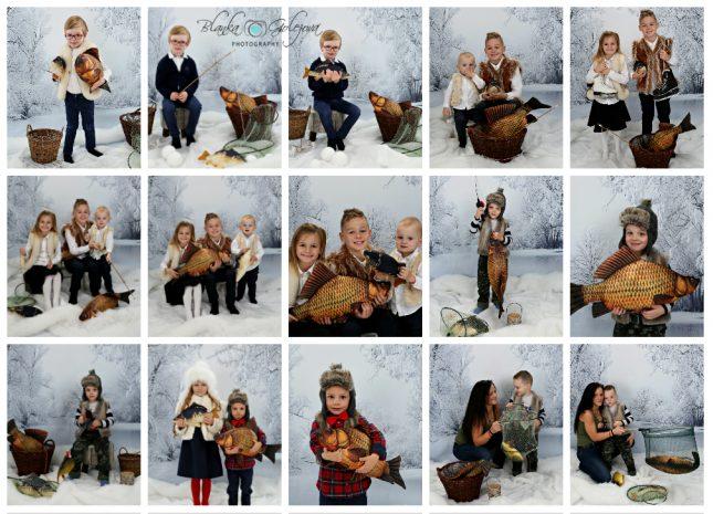 vianocný výlov kaprov