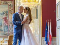svadba v palaci