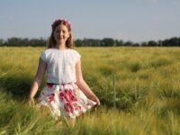 medzi pšenicou